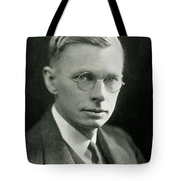 James B. Conant, American Chemist Tote Bag by Science Source