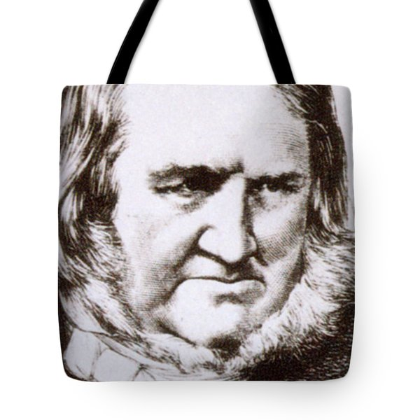 James Young Simpson, Scottish Physician Tote Bag by Science Source