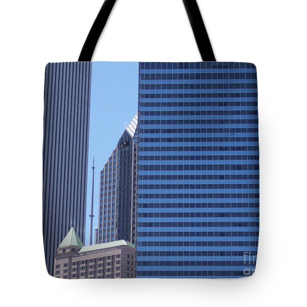 jammer Chicago 014 Tote Bag by First Star Art