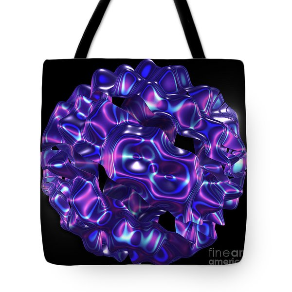 jammer Ornamental Tote Bag by First Star Art