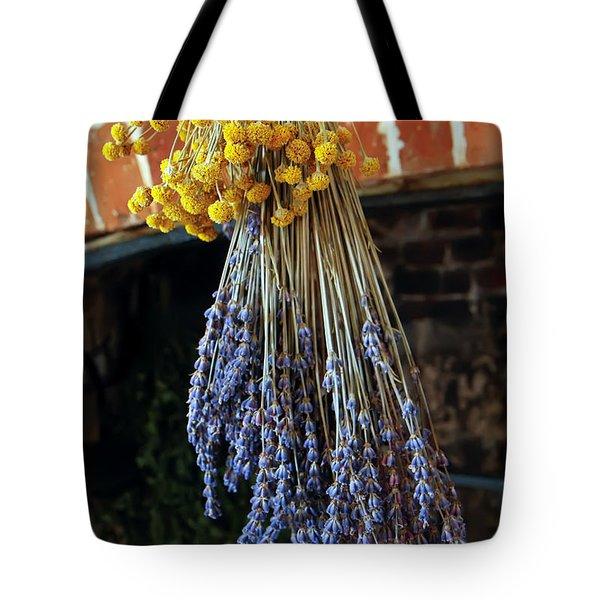Jane Austen's Kitchen Tote Bag