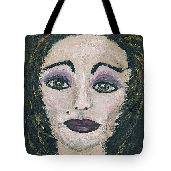 Jane Not Plain Tote Bag