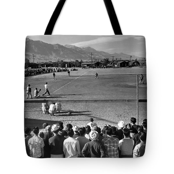 Japanese Internment, 1943 Tote Bag by Granger