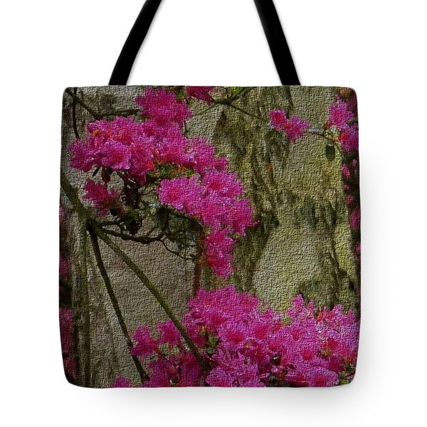 Japanese Painting Tote Bag