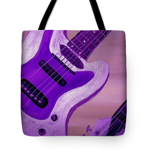 Jazz Five Tote Bag by Mark Moore