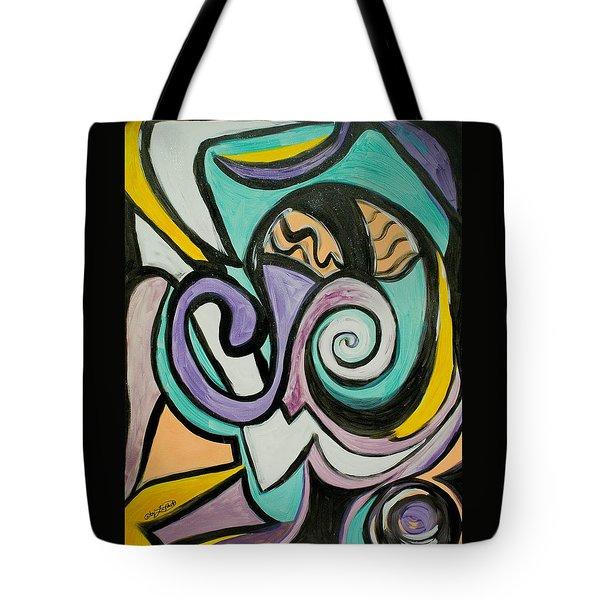 Jazzie Tote Bag