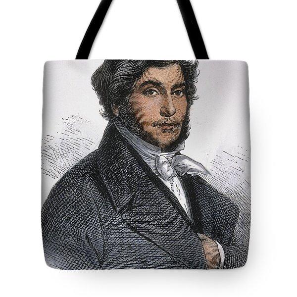 Jean-francois Champollion Tote Bag by Granger