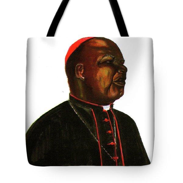 Jean Zoa Tote Bag by Emmanuel Baliyanga
