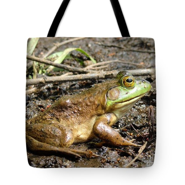 Jeremiah Tote Bag by Meandering Photography