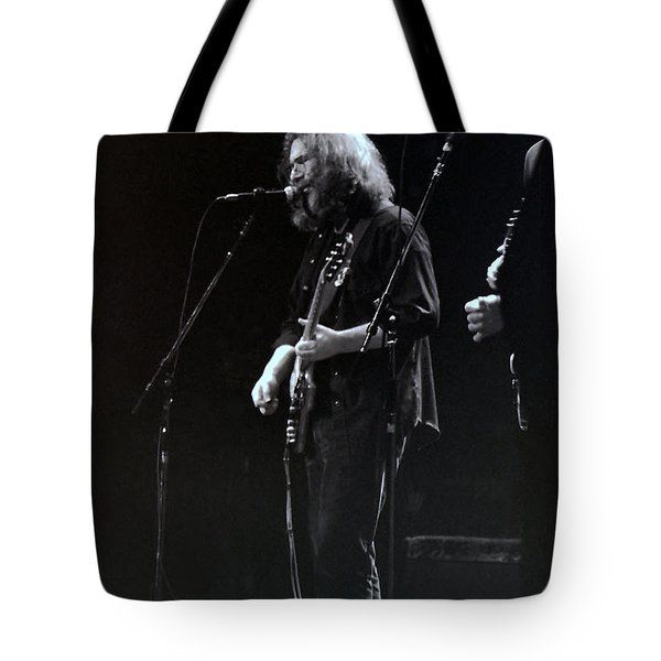 The Grateful Dead -  East Coast Tote Bag