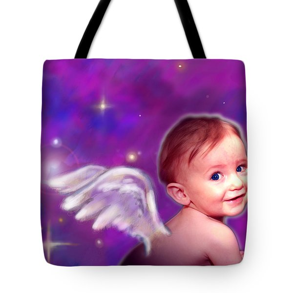 Jewell.angelic 3 Tote Bag