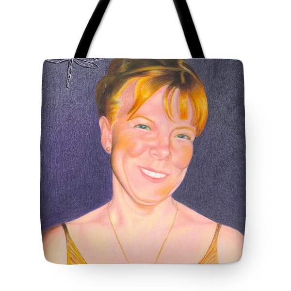 Jill Hammond Tote Bag
