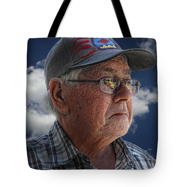 Jim Tote Bag