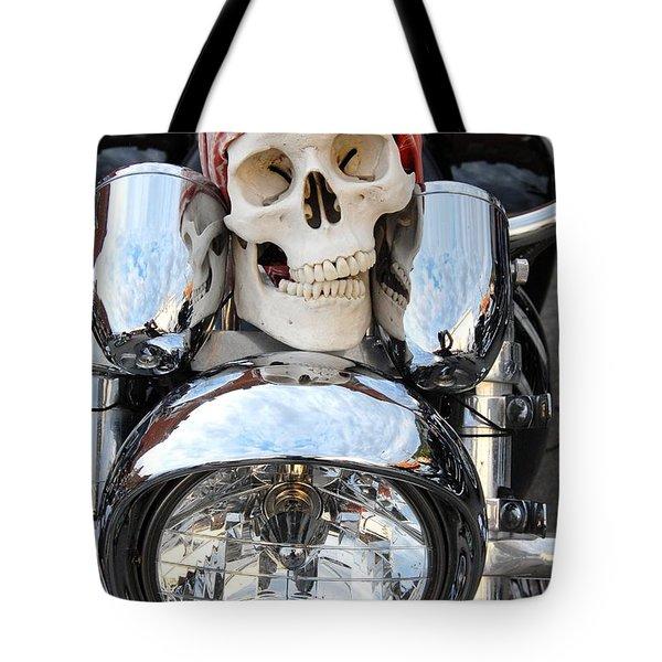 Jimmy Bones Tote Bag