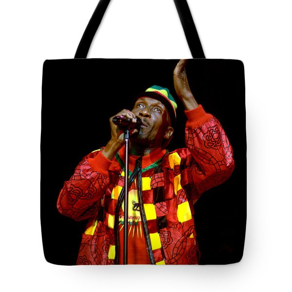 Jimmy Cliff Tote Bag
