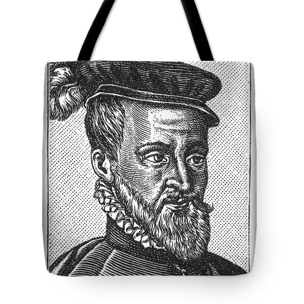 Joachim Du Bellay Tote Bag by Granger