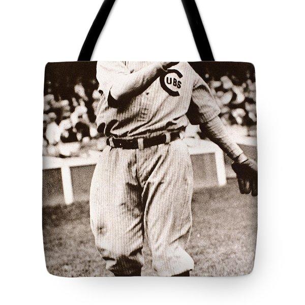 Joe Tinker (1880-1948) Tote Bag by Granger