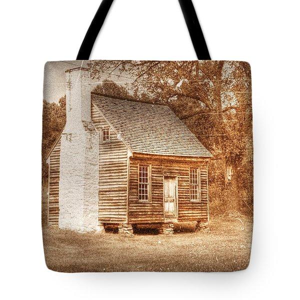 Joel Sweeney Cabin Tote Bag by Dan Stone