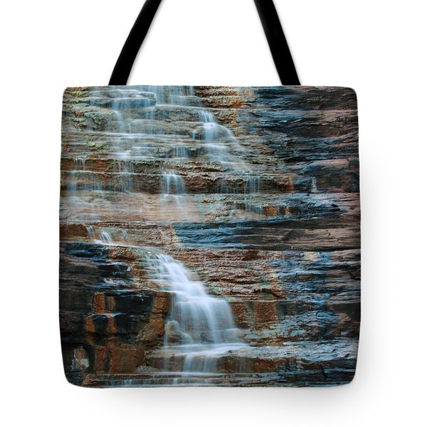 Joffre Gorge - Karijini Np 2am-29568 Tote Bag by Andrew McInnes
