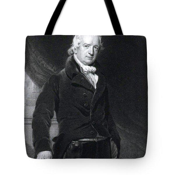 John Abernethy, English Surgeon Tote Bag by Science Source