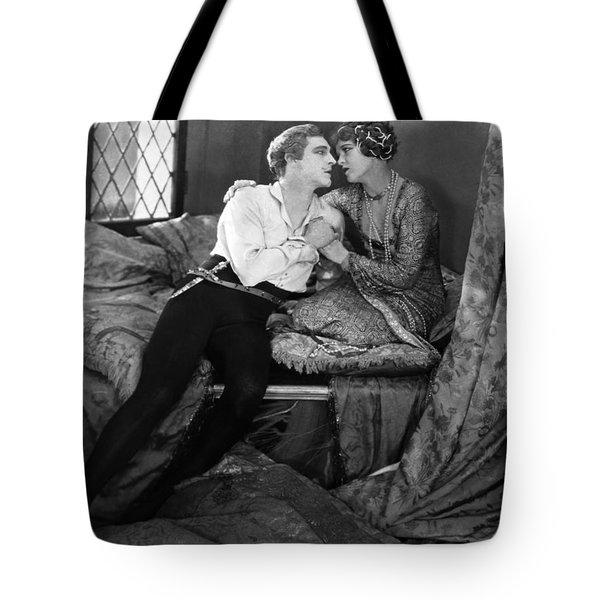John Barrymore (1882-1942) Tote Bag by Granger