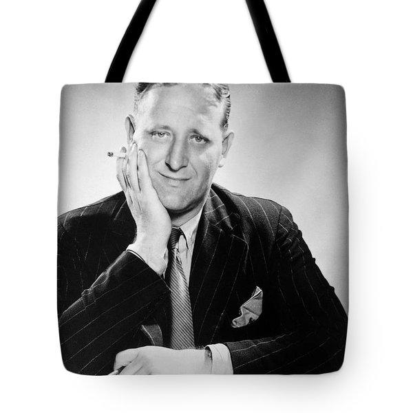 John Gunther (1901-1970) Tote Bag by Granger