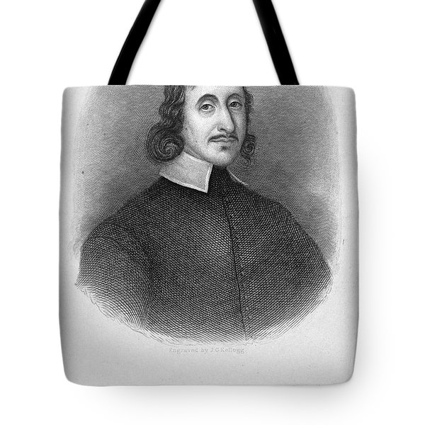 John Winthrop The Younger Tote Bag by Granger