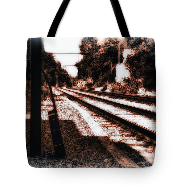 Johnny B Gone Tote Bag by Bill Cannon