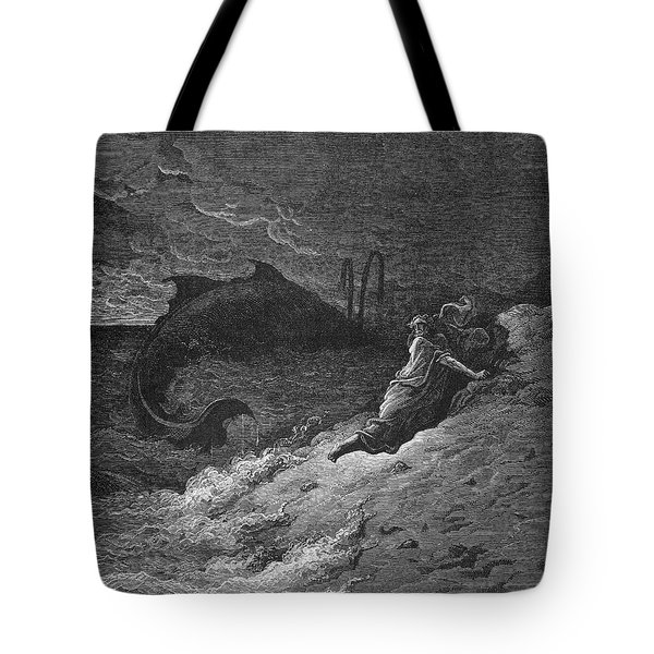 Jonah & The Whale Tote Bag by Granger
