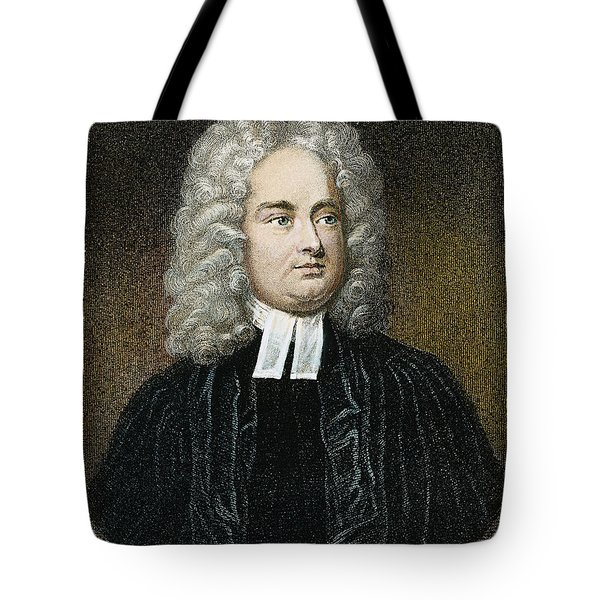 Jonathan Swift (1667-1745) Tote Bag by Granger