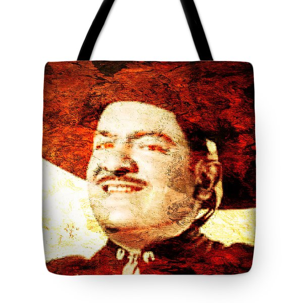 Jose Alfredo Jimenez Tote Bag