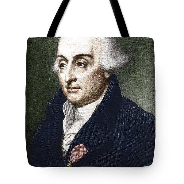 Joseph-louis Lagrange, European Tote Bag by Photo Researchers