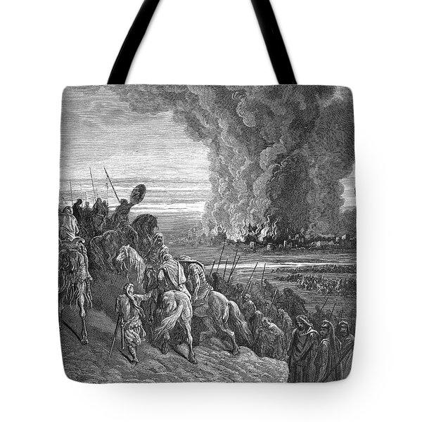 Joshua At Ai Tote Bag by Granger