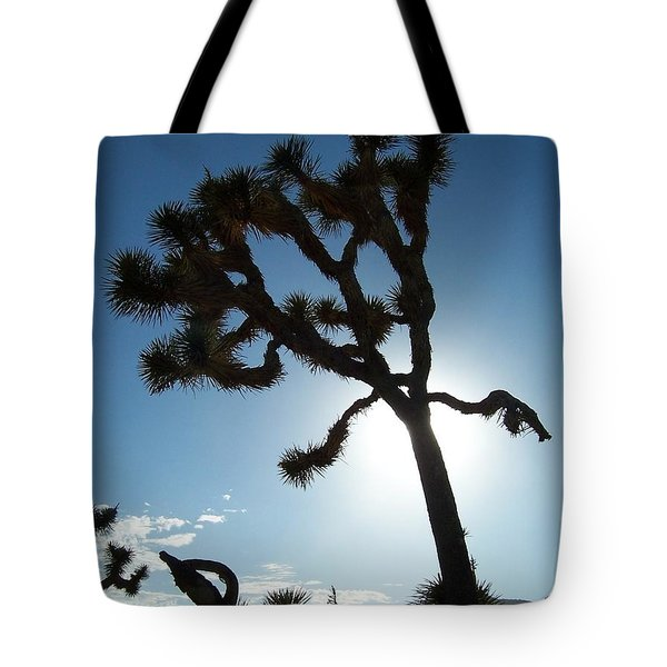 Tote Bag featuring the photograph Joshua Tree by Peter Mooyman
