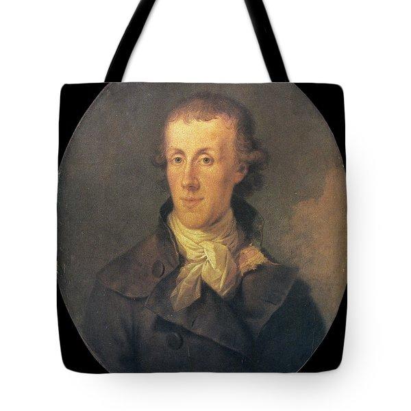 J.p. Brissot De Warville Tote Bag by Granger