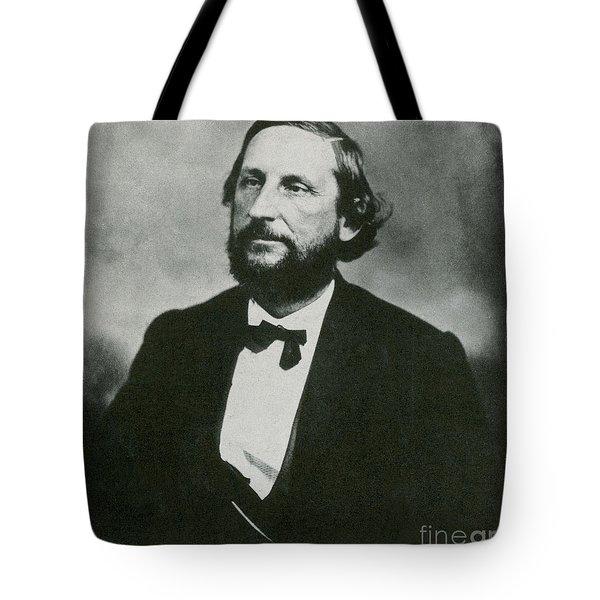 Judah P. Benjamin, Confederate Tote Bag by Photo Researchers