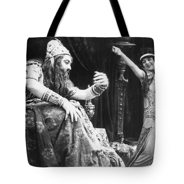 Judith Of Bethulia 1913-14 Tote Bag by Granger
