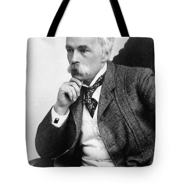 Julian Hawthorne (1846-1934) Tote Bag by Granger