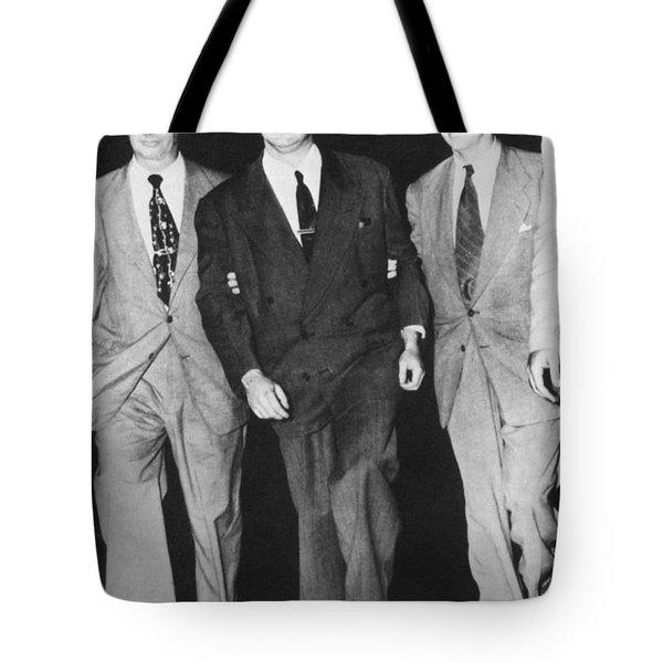 Julius Rosenberg Tote Bag