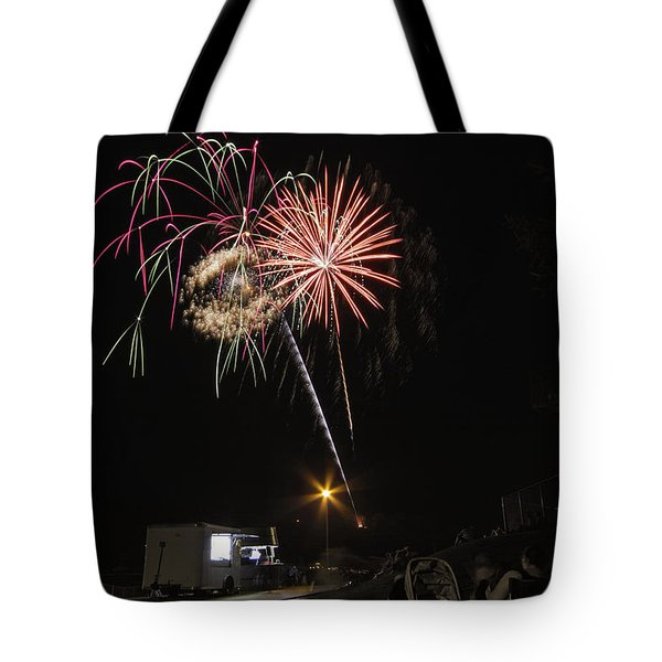 July 4th 2012 Tote Bag