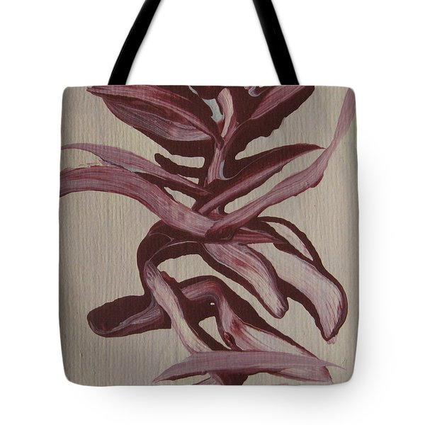Jungle Pinks Tote Bag