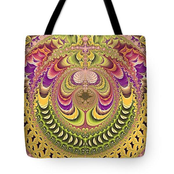 Jupiter's Key Tote Bag
