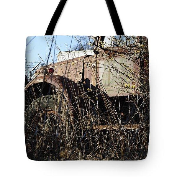 Jurassic Tote Bag by Luke Moore