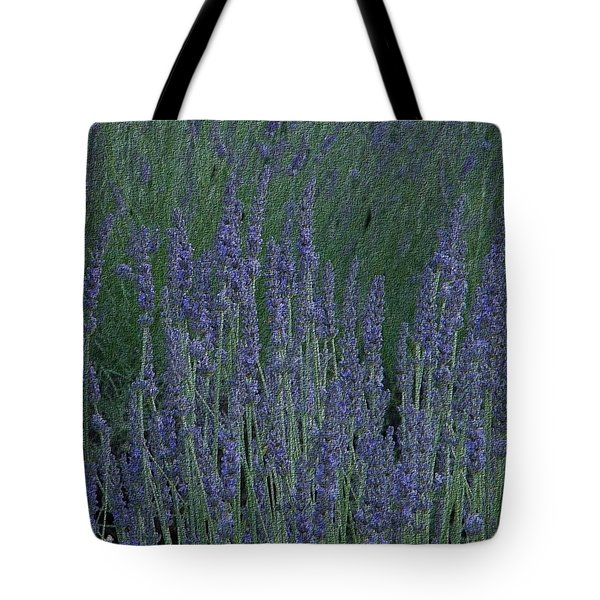 Just Lavender Tote Bag