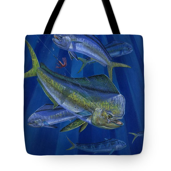Just Taken Tote Bag by Carey Chen