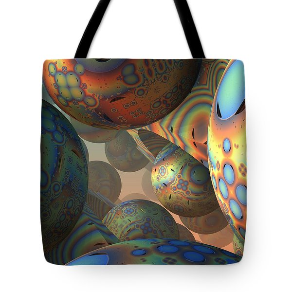 Just Wondering Tote Bag by Lyle Hatch