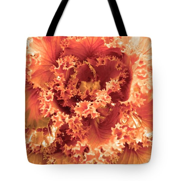 Kale Plant 2 Tote Bag by Sandi OReilly