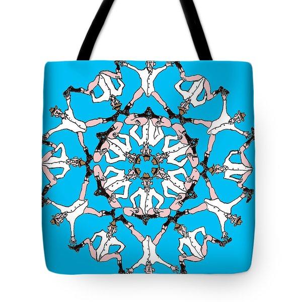 Kaleidoscoot Tote Bag