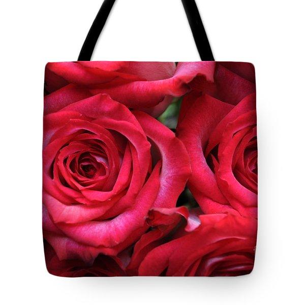 Kaleidoscope Tote Bag by Luke Moore