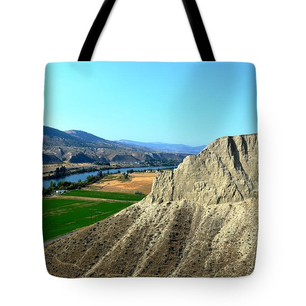 Kamloops British Columbia Tote Bag